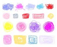 Illustration Création d'art illustration de vecteur
