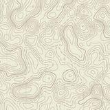 Illustration cr?ative de carte topographique Fond de d?coupe de conception d'art ?l?ment de concept abstrait et plan graphiques d photo stock