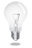 Ampoule illustration libre de droits