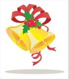 Noël Bells illustration libre de droits