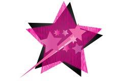 Illustration d'étoile illustration de vecteur