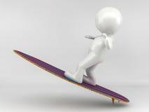 Illustration 3D Lizenzfreies Stockfoto