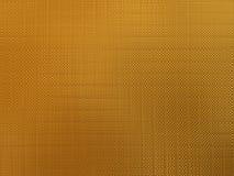 illustration 3d d'abstraction de fond d'or Photos libres de droits