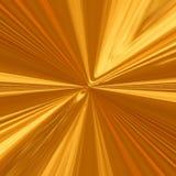 illustration 3d d'abstraction de fond d'or illustration de vecteur