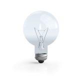 illustration 3D Ampoule Photos libres de droits