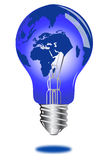Ampoule de globe Images stock