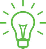 Illustration d'ampoule de vecteur Photographie stock