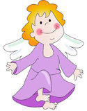 Illustration d'ange Image libre de droits