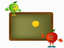Illustration d'Apple Photo stock