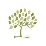 Illustration d'arbre Photo libre de droits