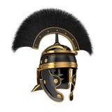 Illustration 3d d'isolement de Roman Helmet illustration libre de droits