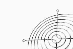 illustration 3D de gril de fan illustration stock