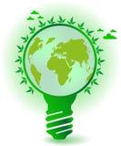 Illustration d'Eco Photographie stock libre de droits