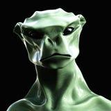 Illustration 3D eines gruseligen Geschöpfs Lizenzfreies Stockbild