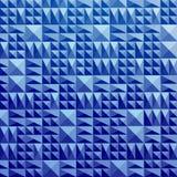 Illustration 3D géométrique abstraite. Images libres de droits