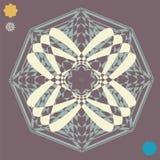 Illustration d'illusion optique de Sair Photos stock