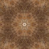 illustration 3D Image abstraite d'une surface en bois Photo libre de droits