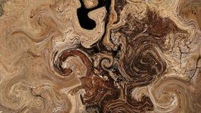 illustration 3D Image abstraite d'une surface en bois Images stock