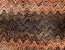 illustration 3D Image abstraite d'une surface en bois d'un arbre Photographie stock libre de droits
