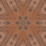 illustration 3D Image abstraite d'une surface en bois d'un arbre Images stock