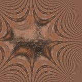 illustration 3D Image abstraite d'une surface en bois d'un arbre Photo libre de droits