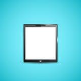 Illustration d'ordinateur de tablette Photos stock