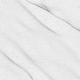 illustration 3D Paysage abstrait sur un fond blanc Grille de cyberespace illustration libre de droits