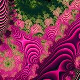 illustration 3D surréaliste Image stock
