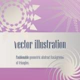 Illustration d'un fond abstrait pour le design d'entreprise de couverture Photographie stock