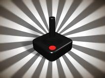 Rétro contrôleur de jeux Photos libres de droits