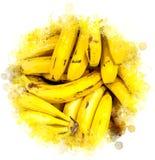 Illustration de bananes illustration de vecteur