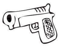 Arme à feu Image stock