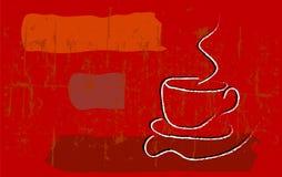 Illustration de café, illustration libre de droits