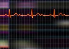 Illustration de cardiogramme illustration de vecteur