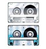 Illustration de cassette de vecteur Image stock