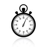 Illustration de chronomètre Photographie stock