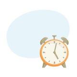 Illustration de closk d'alarme Photo libre de droits