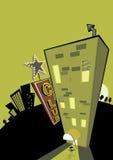 Illustration de club illustration libre de droits