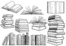 Illustration de cocktail, dessin, gravure, encre, schéma, illustration de collection de vectorBook, dessin, gravure, encre, schém illustration stock