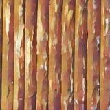 Illustration de Digital de table vide avec la texture en bois rustique Photographie stock libre de droits