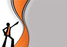 Illustration de disco illustration libre de droits