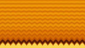 Illustration de fond orange et jaune d'abrégé sur modèle de zigzag Images stock