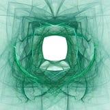 illustration de fractale du résumé 3d pour la conception créative Photos stock