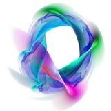 illustration de fractale du résumé 3d pour la conception créative Images libres de droits