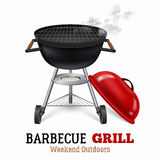 Illustration de gril de barbecue Illustration de Vecteur