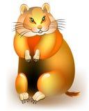 Illustration de hamster Image stock