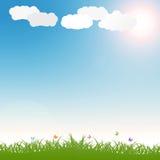 Illustration de jour parfait Image stock