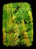 Illustration de jungle illustration stock