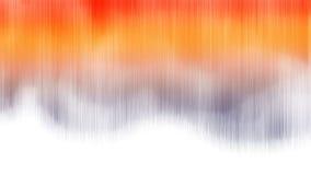 Illustration de l'aurora borealis 3d Photos stock