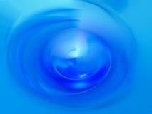 Illustration de l'eau bleue illustration libre de droits